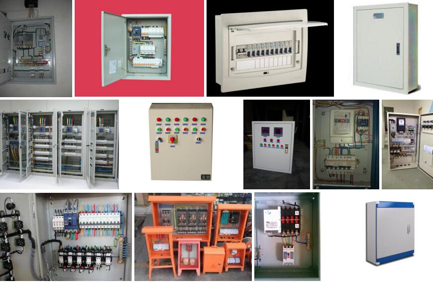 2,按强弱电分为:强电配电箱和弱电配电箱.
